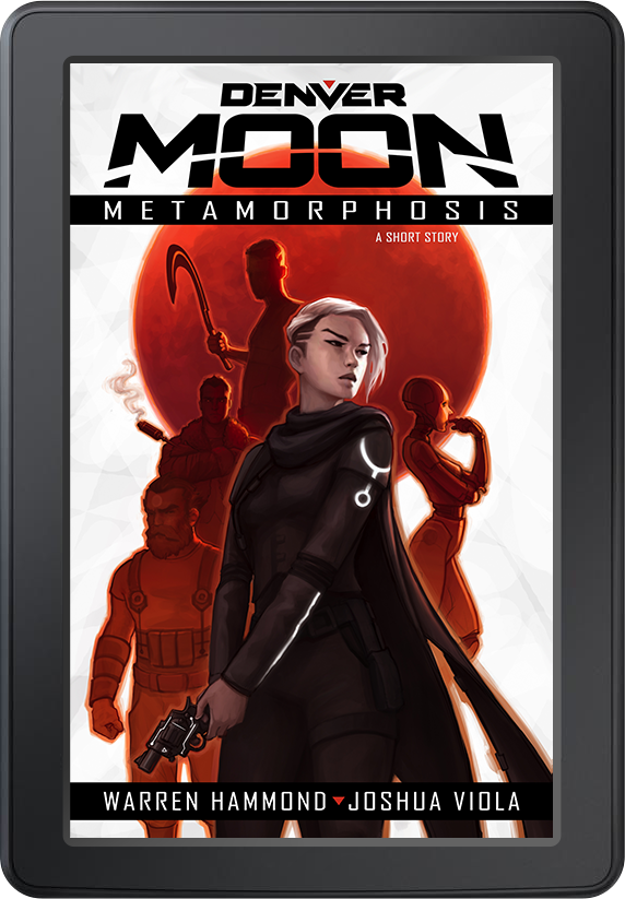 Denver Moon: The Minds of Mars novella