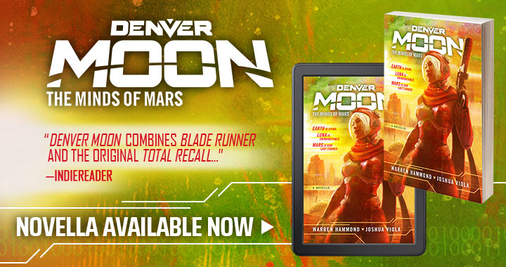 Denver Moon Novella